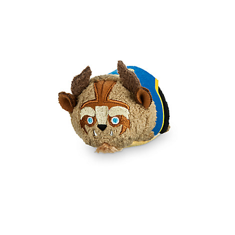 Beast ''Tsum Tsum'' Plush - Beauty and the Beast - Mini - 3 1/2''