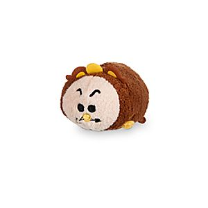 Cogsworth Tsum Tsum Plush - Beauty and the Beast - Mini - 3 1/2