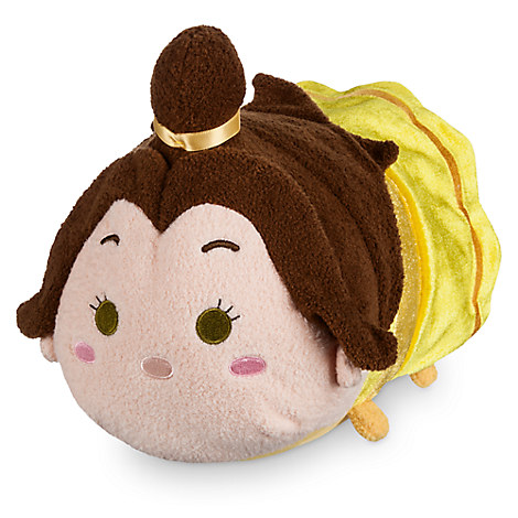 Belle ''Tsum Tsum'' Plush - Beauty and the Beast - Medium - 11''
