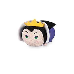 Evil Queen ''Tsum Tsum'' Plush - Snow White and the Seven Dwarfs - Mini - 3 1/2''