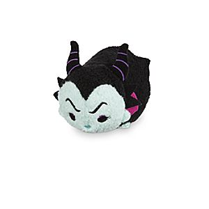 Maleficent ''Tsum Tsum'' Plush - Sleeping Beauty - Mini - 3 1/2''