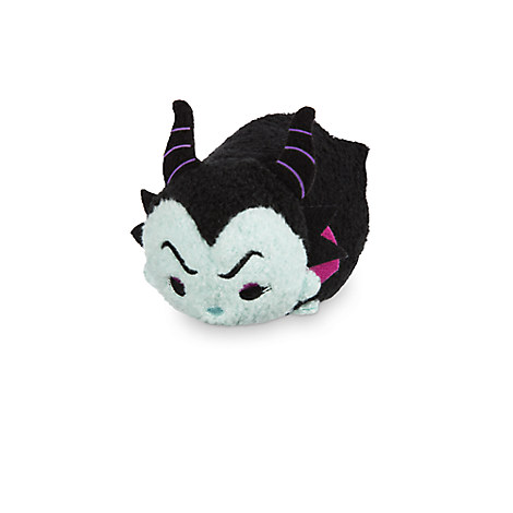 Maleficent ''Tsum Tsum'' Plush - Sleeping Beauty - Mini - 3 1/2''