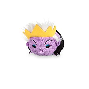 Ursula Tsum Tsum Plush - The Little Mermaid - Mini - 3 1/2