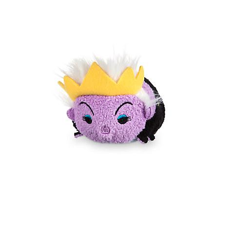 Ursula ''Tsum Tsum'' Plush - The Little Mermaid - Mini - 3 1/2''