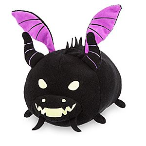 Maleficent as Dragon ''Tsum Tsum'' Plush - Sleeping Beauty - Medium - 11''