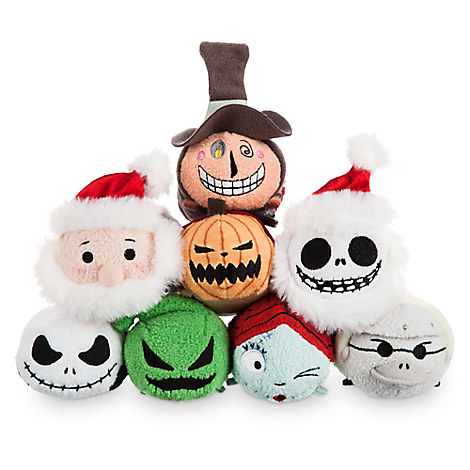 The Nightmare Before Christmas ''Tsum Tsum'' Box Set - Mini - 3 1/2''
