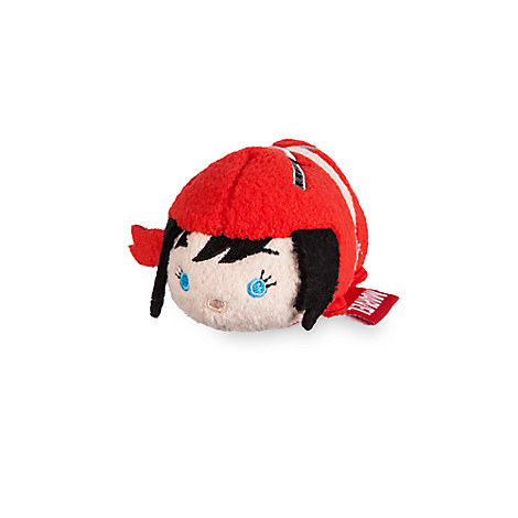 Elektra ''Tsum Tsum'' Plush - Marvel's Women of Power - Mini - 3 1/2''