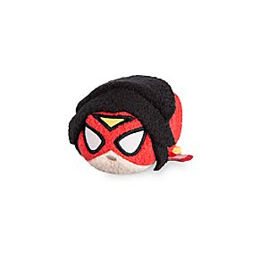Spider-Woman ''Tsum Tsum'' Plush - Marvel's Women of Power - Mini - 3 1/2''