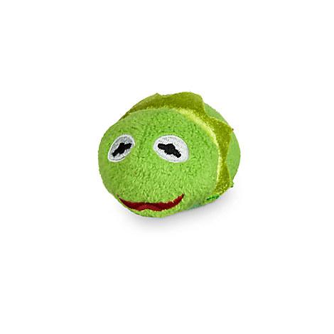 Kermit ''Tsum Tsum'' Plush - The Muppets - Mini - 3 1/2''