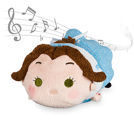 Belle Musical ''Tsum Tsum'' Plush - 7''