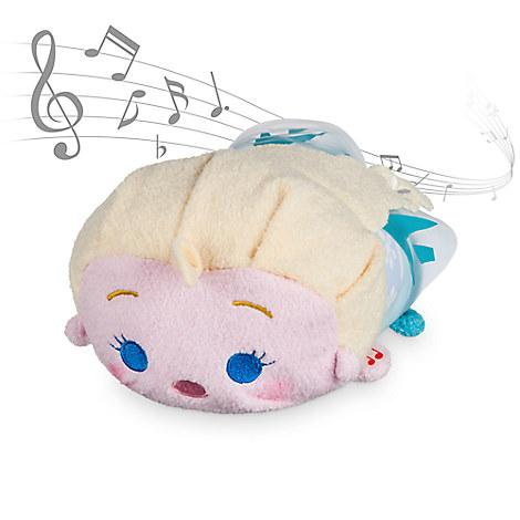 Elsa Musical ''Tsum Tsum'' Plush - 7''