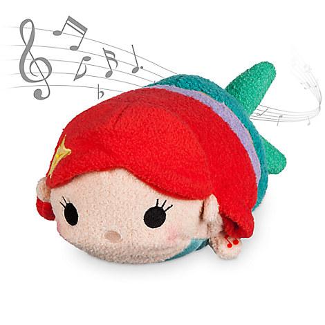Ariel Musical ''Tsum Tsum'' Plush - 7''