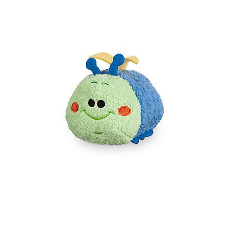Heimlich ''TsumTsum'' Plush - A Bug's Life - Mini - 3 1/2'' - Blue