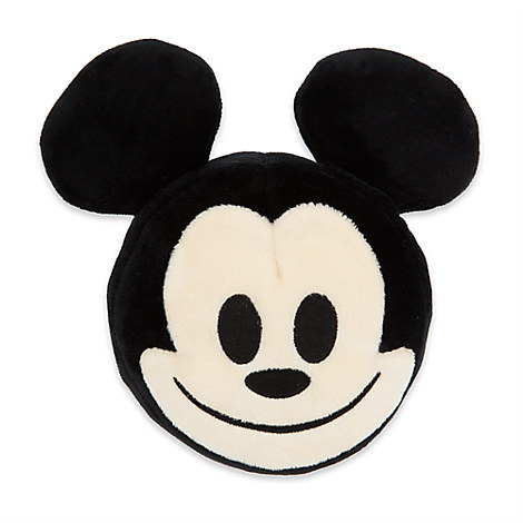 Mickey Mouse Emoji Plush - 4''