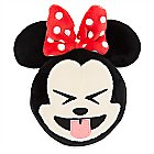 Minnie Mouse Emoji Plush - 4''