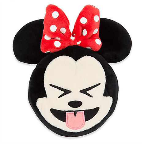 Minnie Mouse Emoji Plush - 4''