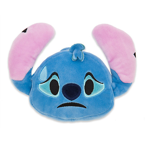 Stitch Emoji Plush - 4''