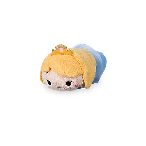 Aurora in Blue ''Tsum Tsum'' Plush - Sleeping Beauty - Mini - 3 1/2''