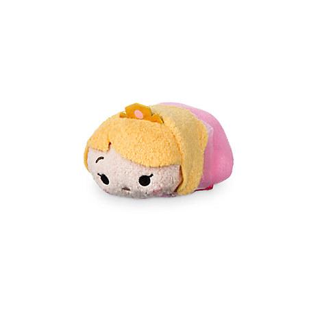 Aurora in Pink ''Tsum Tsum'' Plush -Sleeping Beauty - Mini - 3 1/2''