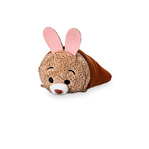 "Rabbit ""Tsum Tsum"" Plush - Sleeping Beauty - Mini - 3 1/2"""