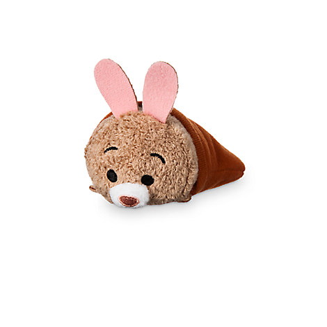 Rabbit ''Tsum Tsum'' Plush - Sleeping Beauty - Mini - 3 1/2''