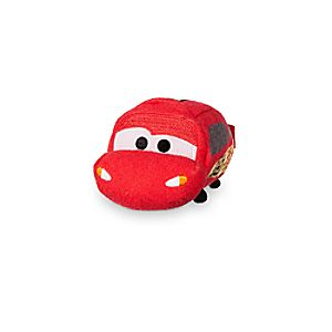 Lightning McQueen ''Tsum Tsum'' Plush - Cars 3 - Mini - 3 1/2''