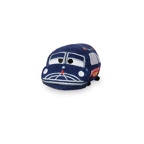 Doc Hudson ''Tsum Tsum'' Plush - Cars 3 - Mini - 3 1/2''