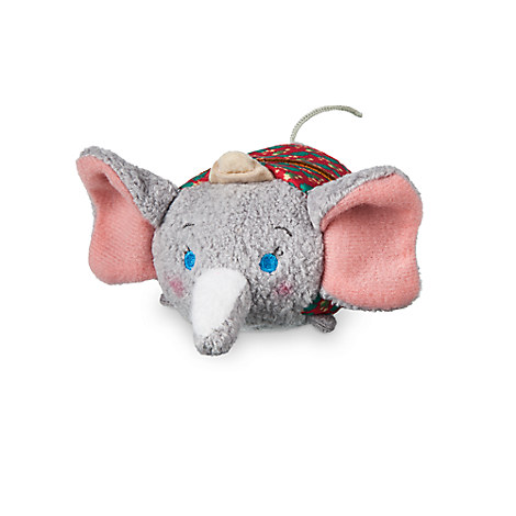 Dumbo ''Tsum Tsum'' Plush - Vacation - Mini - 3 1/2''