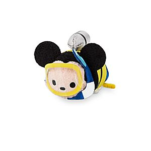 Mickey Mouse ''Tsum Tsum'' Plush - Vacation - Mini - 3 1/2''