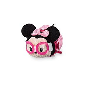 Minnie Mouse ''Tsum Tsum'' Plush - Vacation - Mini - 3 1/2''
