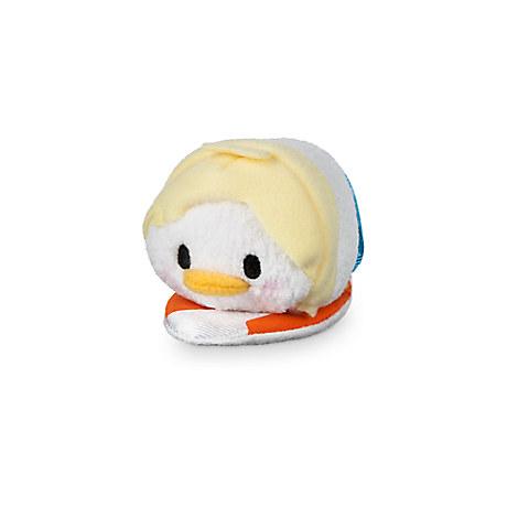 Donald Duck ''Tsum Tsum'' Plush - Vacation - Mini - 3 1/2''