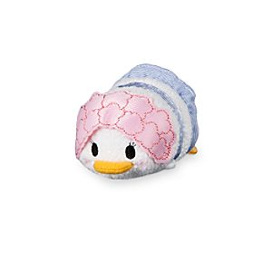Daisy Duck ''Tsum Tsum'' Plush - Vacation - Mini - 3 1/2''