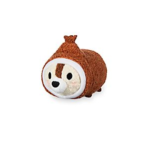 Chip Scented ''Tsum Tsum'' Plush - Vacation - Mini - 3 1/2''