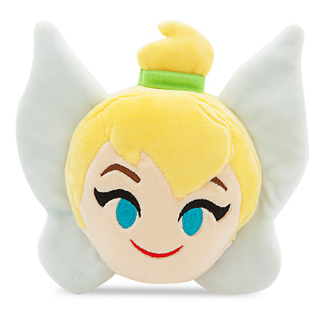 Tinker Bell Emoji Plush - Small - 4''