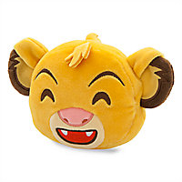 Simba Emoji Plush - Small - 4''