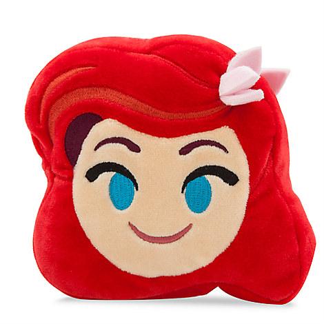 Ariel Emoji Plush - Small - 5''