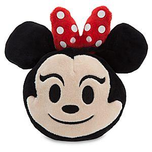 "Minnie Mouse Emoji Plush – 4"""