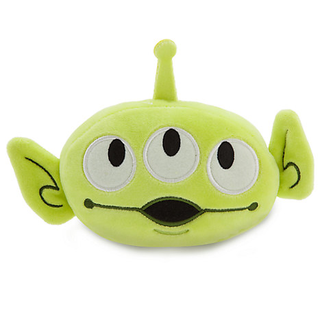 Toy Story Alien Emoji Plush - 4''