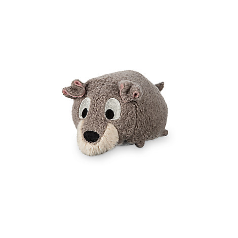 Tramp ''Tsum Tsum'' Plush - Lady and the Tramp - Mini - 3 1/2''