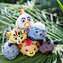 Ono ''Tsum Tsum'' Plush - The Lion Guard - Mini - 3 1/2''