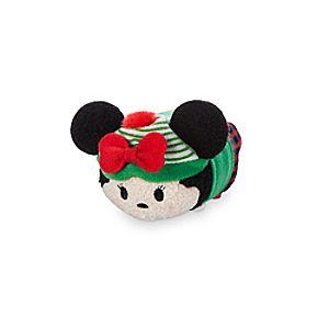 Minnie Mouse ''Tsum Tsum'' Holiday Plush - Mini
