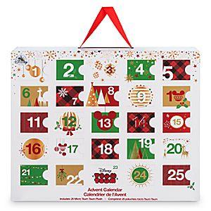 ''Tsum Tsum'' Plush Advent Calendar - Micro