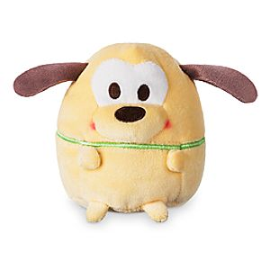 Pluto Ufufy Plush - Small - 4 1/2''