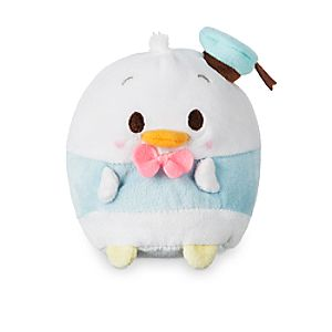 Donald Duck Ufufy Plush - Small - 4 1/2''