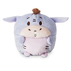 Eeyore Ufufy Plush - Small - 4 1/2''