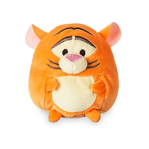 Tigger ''Ufufy'' Plush - Small - 4 1/2''
