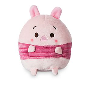 Piglet Ufufy Plush - Small - 4 1/2''