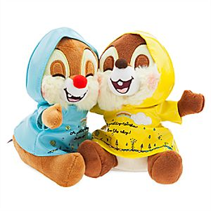 Chip 'n Dale Rainy Day Plush Set - Small 1234041281033P