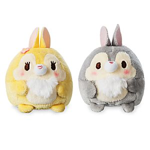 Thumper and Miss Bunny Ufufy Plush Set - Mini 1234041281062P