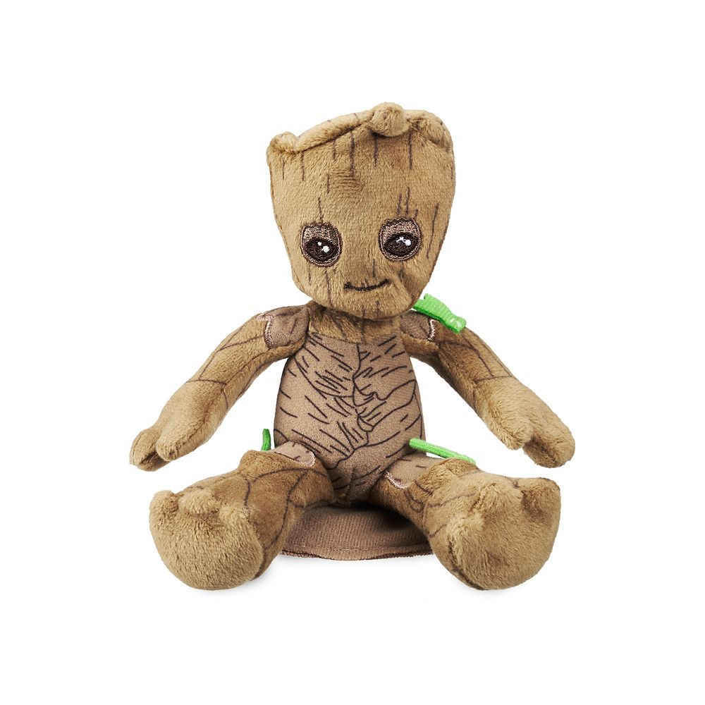 Groot Mini Magnetic Shoulder Plush  Guardians of the Galaxy Volume 2 Official shopDisney